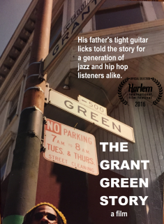 The Grant Green Story Poster