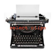 blank-sheet-in-a-typewriter