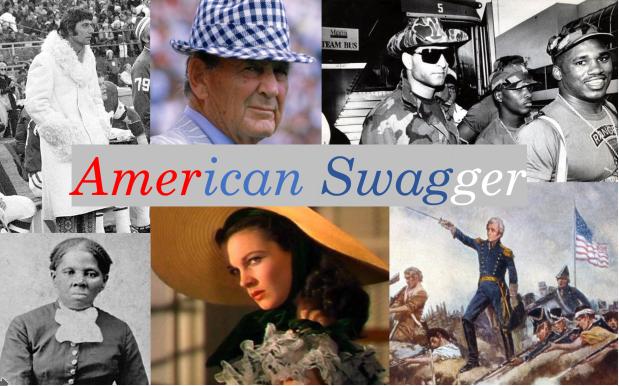 American Swagger - Sharony Green